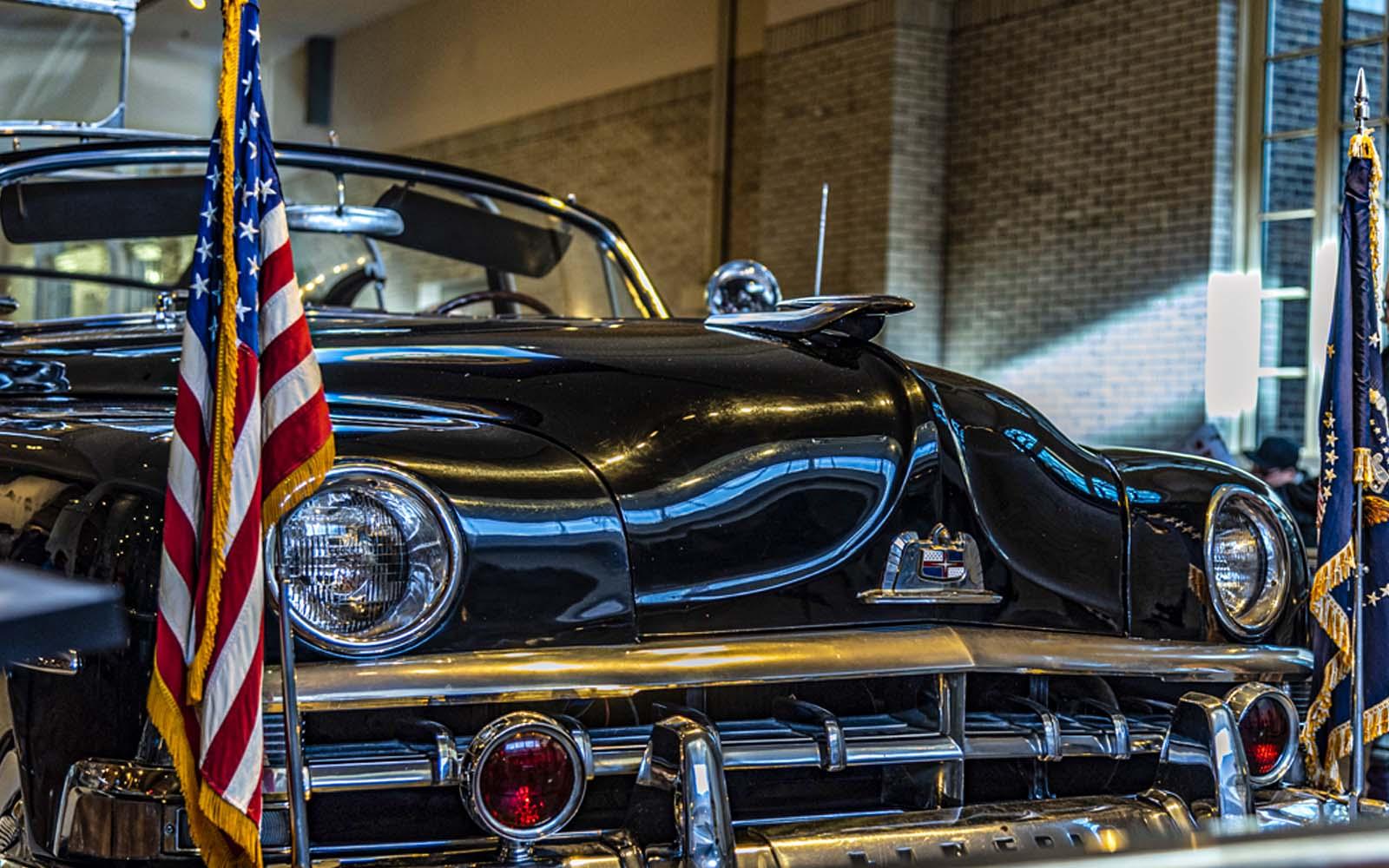 Automotive Heritage & The US President