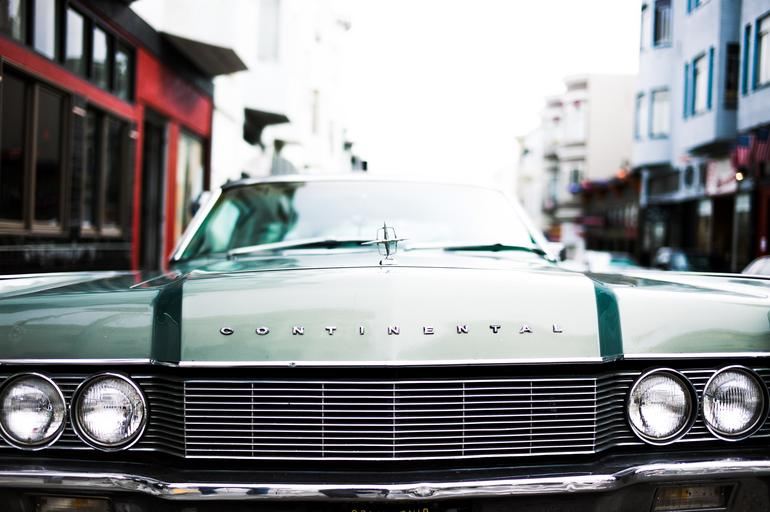 A Luxury Lineage: The Lincoln Continental