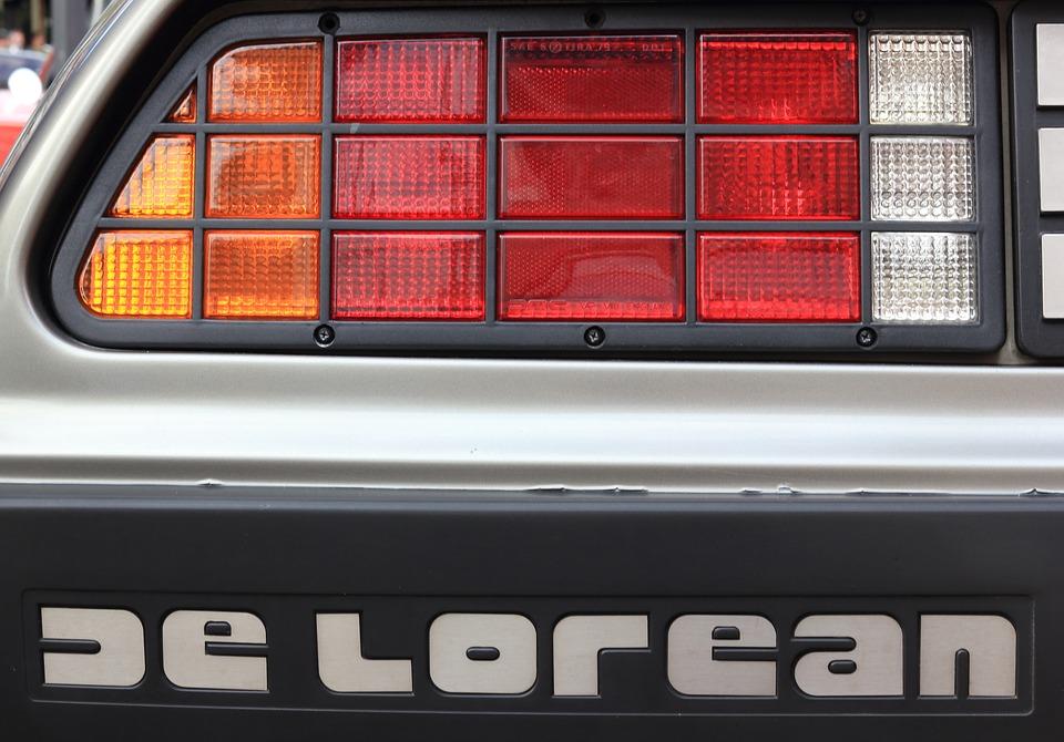 DeLorean DMC-12: Back to the Future & Beyond